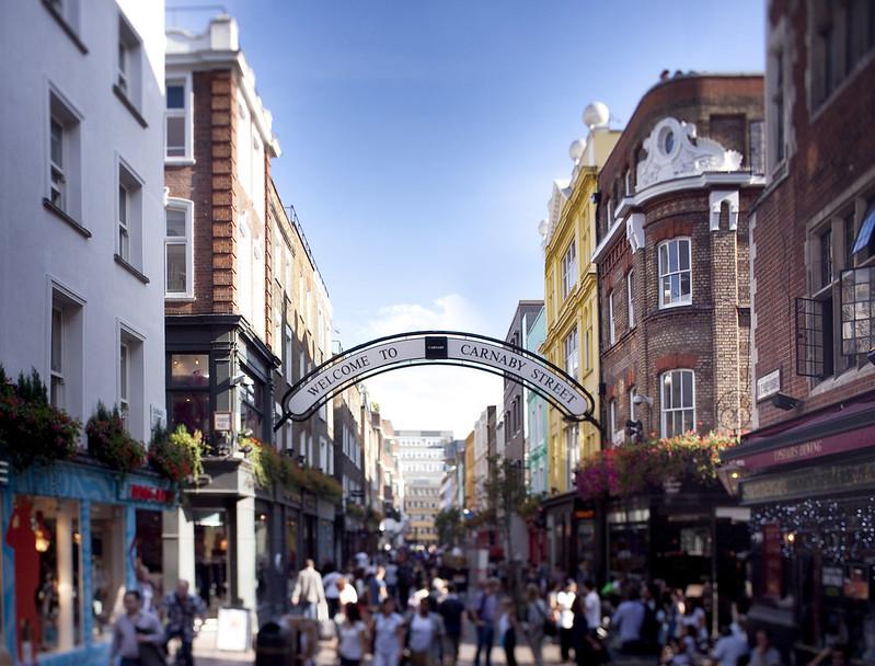 Carnaby Street, Carnaby, London, W1