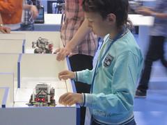 Всероссийская олимпиада роботов