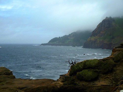 Cape Foulweather from Devil's Punchbowl