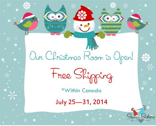 Christmas Room Free Shipping500