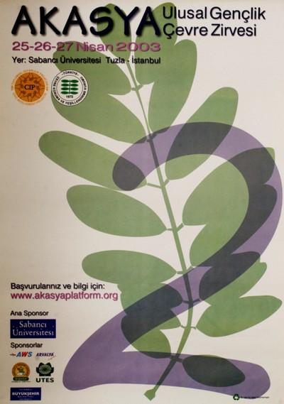 Akasya Ulusal Gençlik Çevre Zirvesi 2003