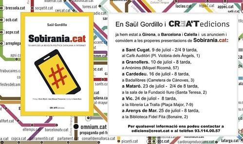 Targetó presentacions Sobirania.cat juliol 2014 (segona tongada)