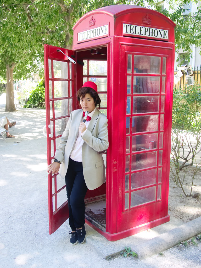 related image - Mini Shooting Avignon - Doctor Who - 2014-07-14- P1880457