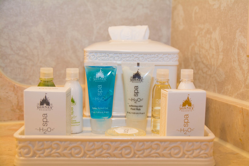 Grand Floridian Toiletries