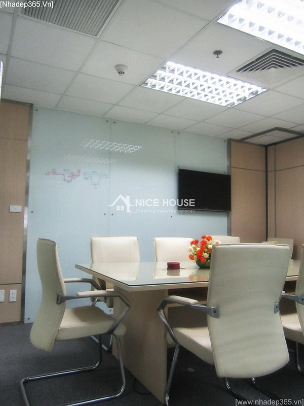 Thiết kế nội thất Văn Phòng công ty VJEC_33