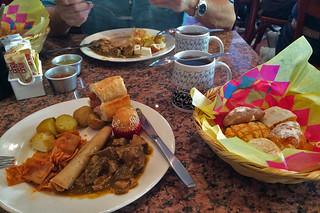 Guadalajara - Chai desayuno