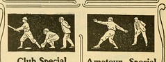 """Image from page 267 of """"The Chicago amateur base ball annual and inter-city base ball association year book"""" (1904)"""