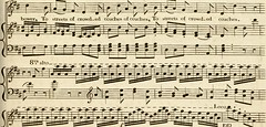 """Image from page 206 of """"[A composite music volume containing different issues of Thomson's octavo] collection of the songs of Burns, Sir Walter Scott ...: united to the select melodies of Scotland, and of Ireland & Wales"""" (1823)"""