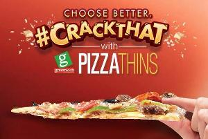 Special Signature Greenwich Pizza Thins