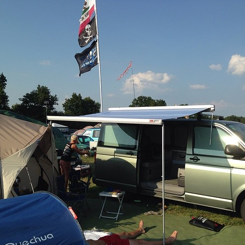 Wacken Open Air #4w3c2f2v #vanlife #vwcaliforniabeach