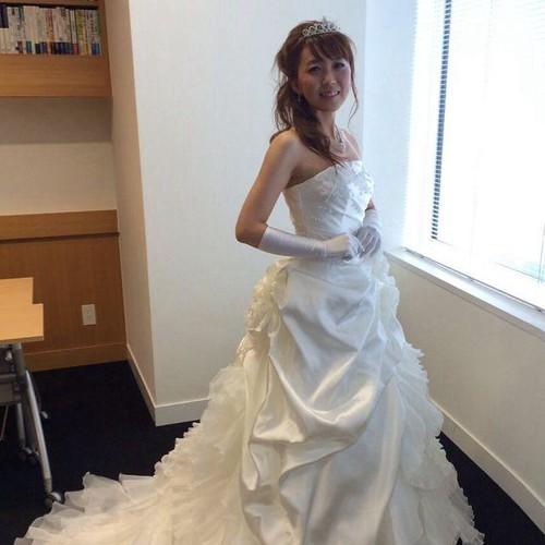140804(2) - 心跳!光之美少女『相田愛』聲優「生天目仁美」結婚&慶祝38歲生日、「伊藤静」開酒祝賀!