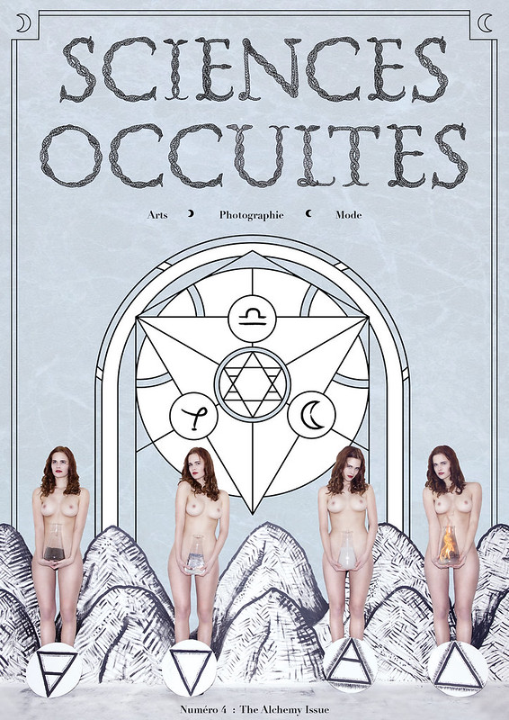 Sciences Occultes #4 The Alchemy Issue