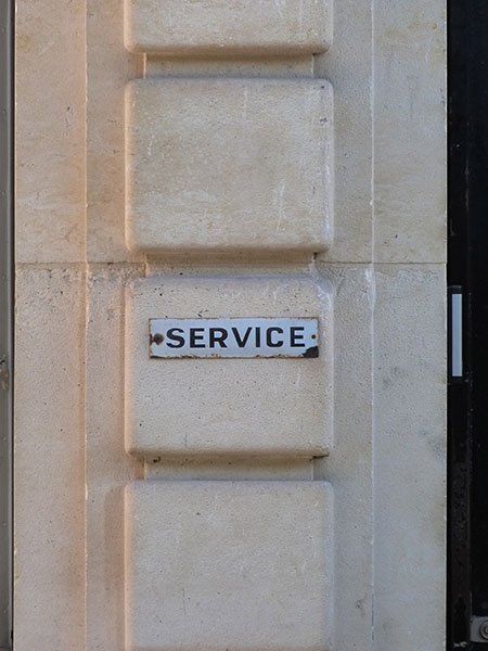 plaque service