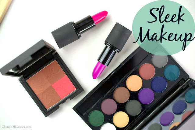 Sleek Makeup in the House!