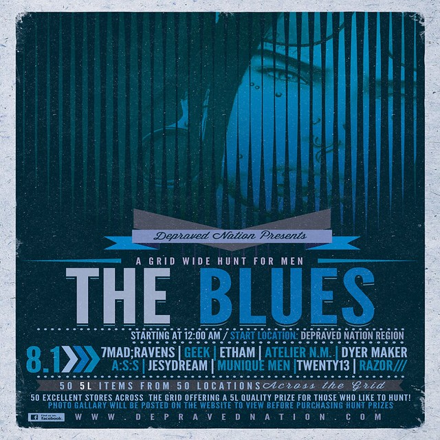 The Blues 2014