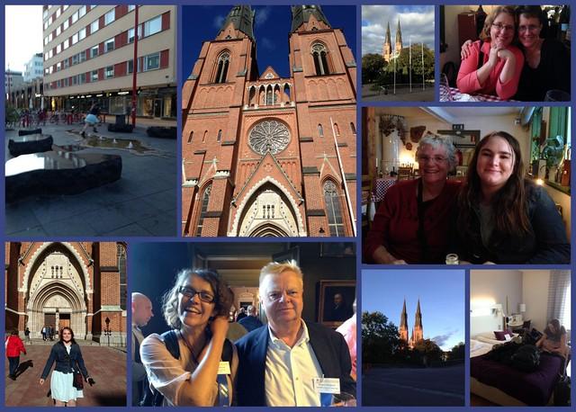 Uppsala Day 1