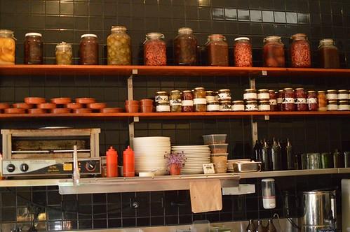 Fleetwood Macchiato: Pickles and preserves