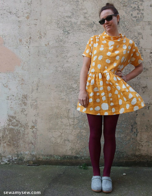 Stylish Dress Book - Clothing for Everday Wear in Nani Iro double gauze