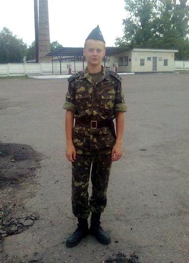 Пораненому рівненському солдату збирають гроші на протез