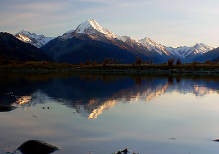 Sunrise Mount Cook