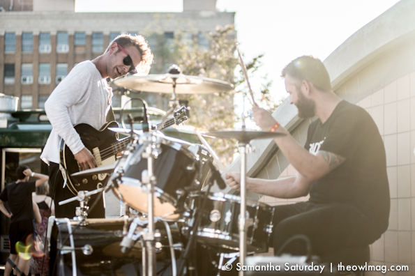 The Dead Ships @ Viva Pomona 2014 - Sunday