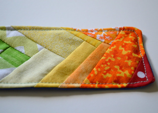 Crazy Quilting Bookmark2 Closeup