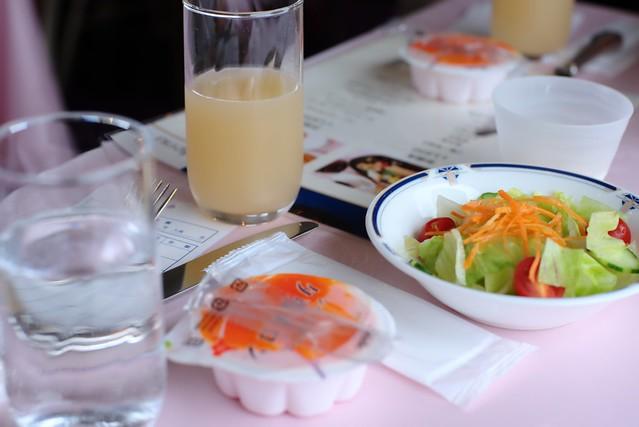 Photo:2014-08-10,食堂車「グランシャリオ」での食事,寝台特急「北斗星」 By rapidliner