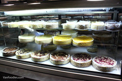 Cheesecake Showcase