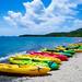 Kayaking in Culebra by Imscenergy