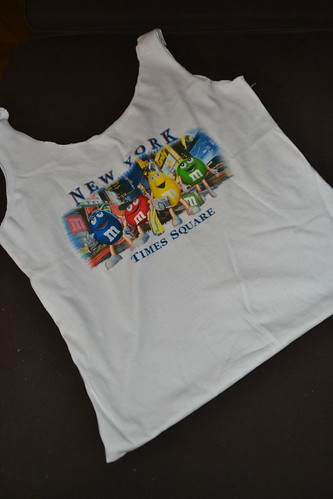 T-shirt tote bag 1