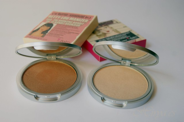 Iluminadores Betty Lou-manizer y Mary-Loumanizer The Balm
