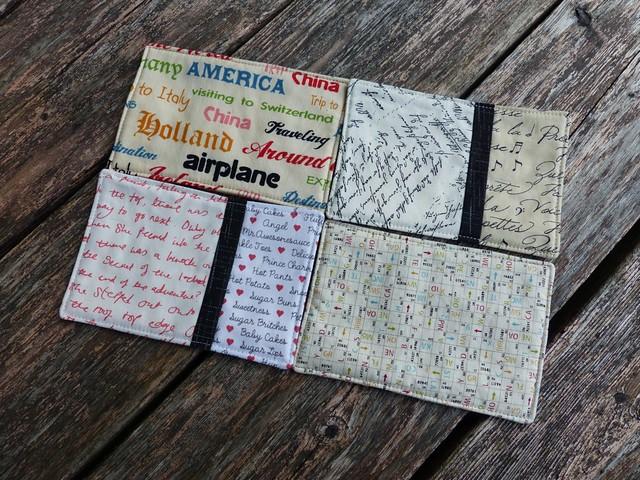 Postcard Coasters - Bundle 2