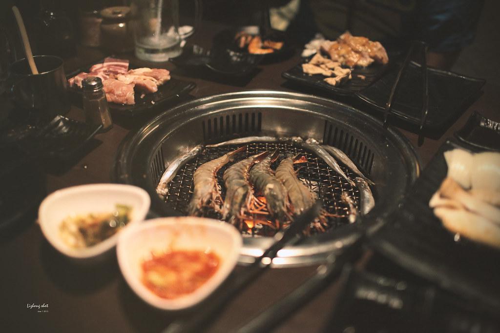 士林官邸後的燒烤隨意吃吃