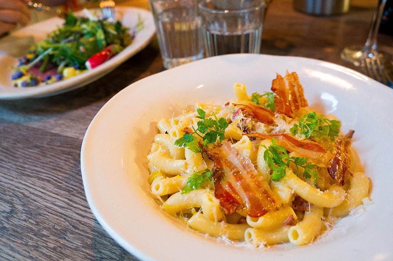 Jamie's Italian Oxford: Carbonara | www.latenightnonsense.com