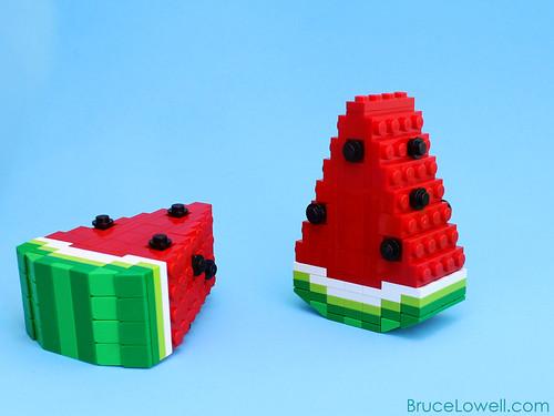 LEGO Watermelon