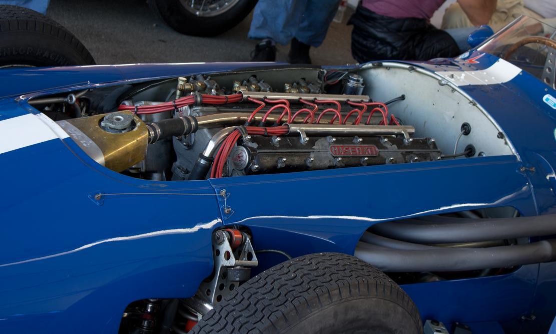 1958 Maserati 250F (3)