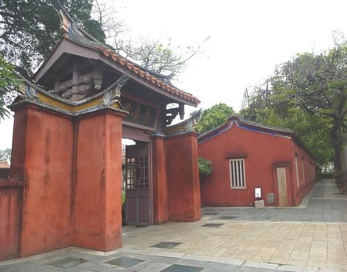Taiwan-Tainan-Temple Confucius (31)