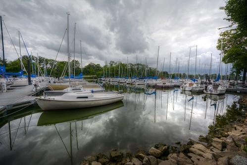 clouds sailboat marina river virginia dc sailing yacht explore potomac explored