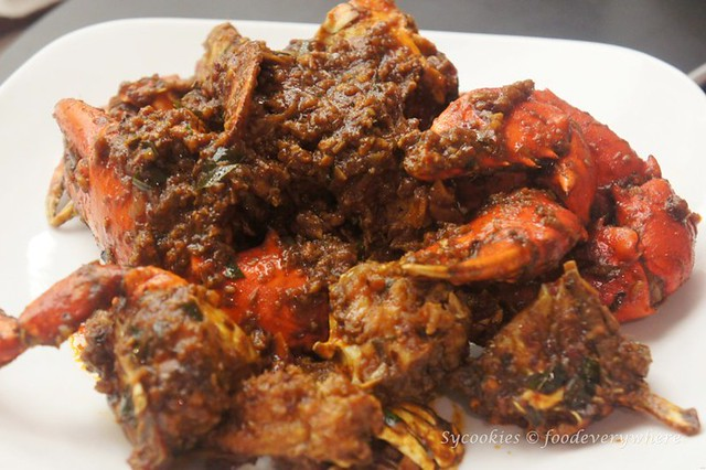 7.crab feast at parkroyal kl (13)
