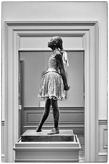 The Little 14-year-old Dancer