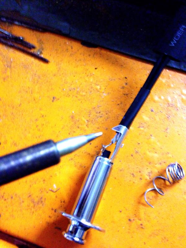solder instructions