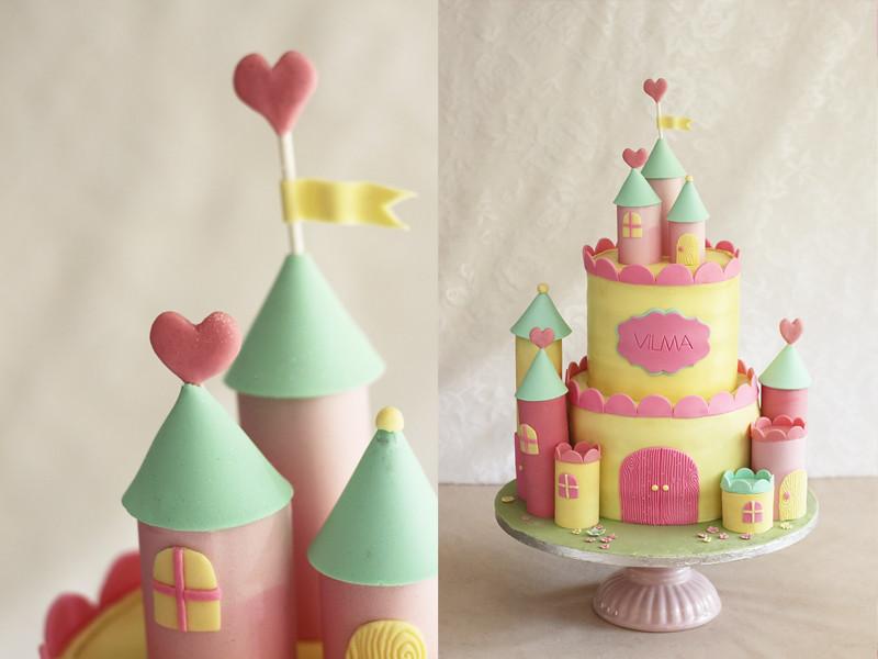 tårta slott
