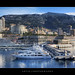 View of Casino De Monte-Carlo And The City Skyline, Monaco :: HDR by :: Artie | Photography ::