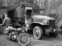 DLI Museum Military Vehicles