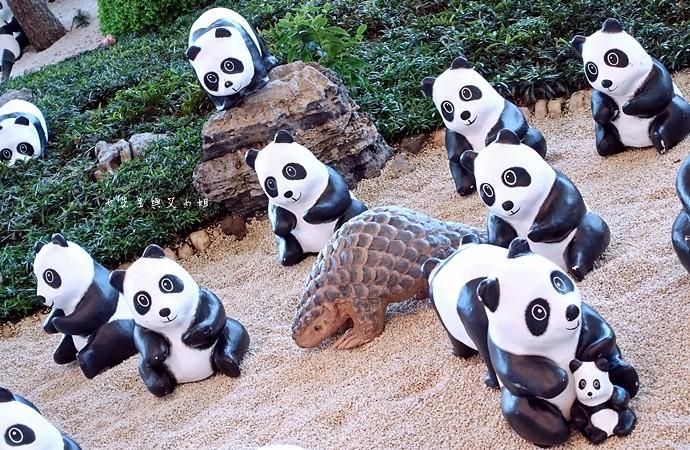 17 1600熊貓世界之旅-SOGO復興館日式庭園