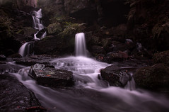 Lumsdale Waterfall // 27 08 14