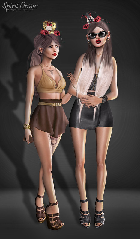 Look # 396 [Spirit Store - Angy shoes]