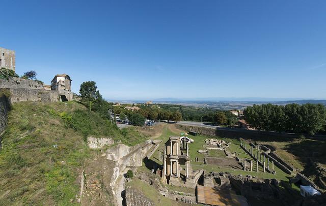 Volaterrae, The Roman Volterra - I