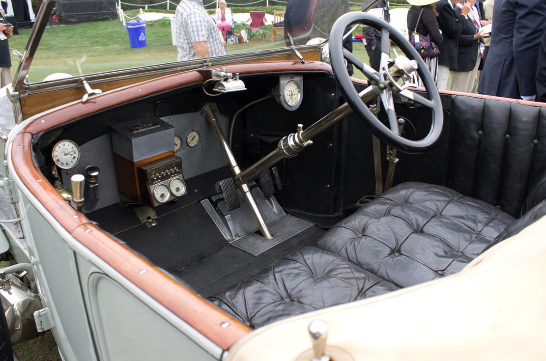 1908 Rolls-Royce Silver Ghost Barker Roi des Belges (3)