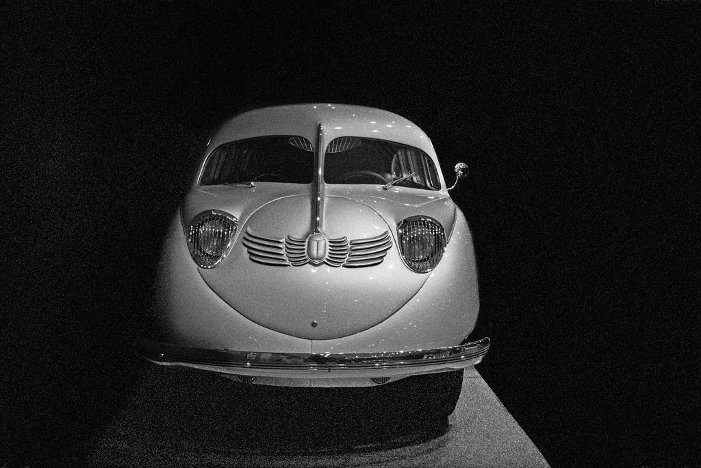 Dream Cars, 1936 Stout Scarab